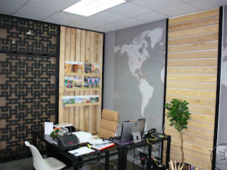 :  Commercial Spaces by Wood Lovers - Custom Designed Living