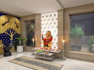 Pooja Room:  Spa by NUOVO IDEAS