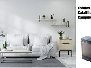 ferrOkey - Cadena online de Ferretería y Bricolaje Ruang Keluarga Modern Besi/Baja Grey