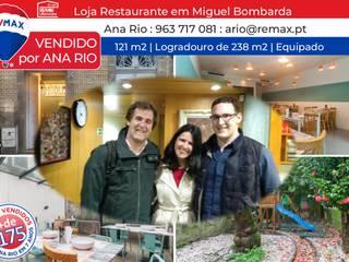 Vendido: Escritórios e Espaços de trabalho  por Ana Rio Remax
