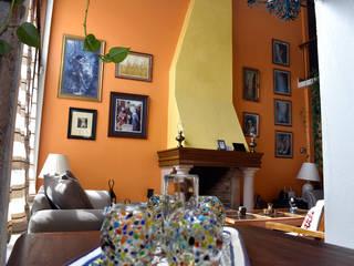 Airbnb Casa Ludee:  de estilo colonial por ebanisART Espacio y Concepto, Colonial
