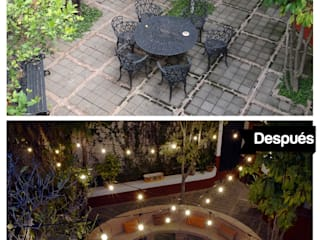 Casa Ludee San Miguel de Allende, Gto. de ebanisART Espacio y Concepto