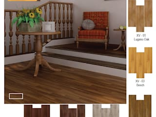 Vinyl Flooring Pro Viva Michafur Group & Co Walls & flooringWall & floor coverings Bahan Sintetis Wood effect