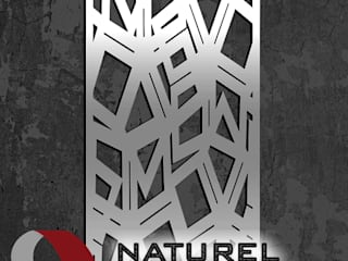 by NATUREL METAL FERFORJE Modern