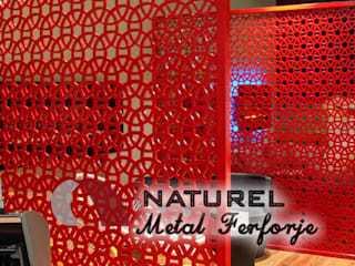 modern  by NATUREL METAL FERFORJE, Modern
