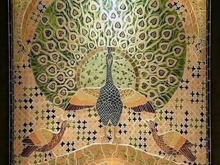 Mozaik Thermen - Wellenss resort:  Gezondheidscentra door Atelier De Mozaiekkamer