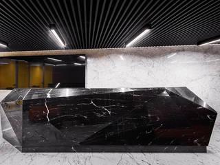 Oficinas Palacio de Hierro - IDEA Asociados:  de estilo  por IDEA Asociados