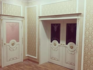 ГЕОНА. Inside doors Beige