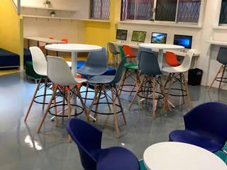 Áreas Escolares de Organimuebles Moderno