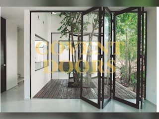 Folding Doors de Covent Doors Moderno