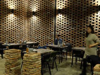 Salas de jantar  por 오조인테리어