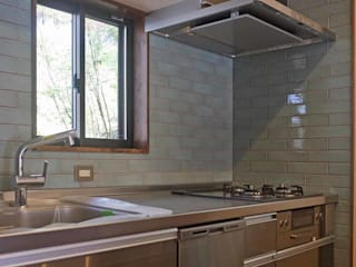 西御門の家 ラスティックデザインの キッチン の 湘南建築工房 一級建築士事務所 ラスティック