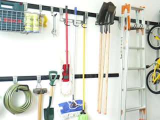 Garage Wall Storage Ideas Modern garage/shed by MyGarage Modern