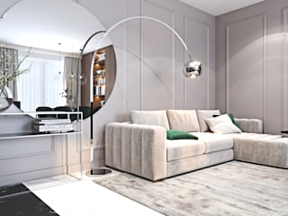 Living room by Ambience. Interior Design