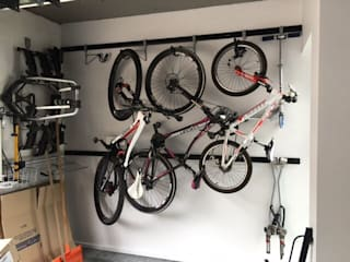 Bike Storage Ideas for your Garage Wall: modern  by MyGarage, Modern