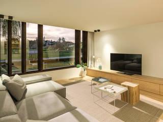 Window seat Moderne woonkamers van Studio Govaerts Modern
