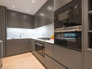 Antonio Parrondo Interiorismo Built-in kitchens