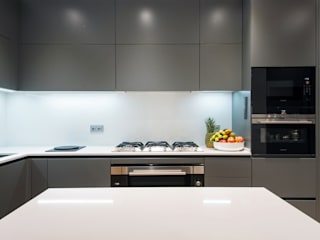 Modern kitchen by Antonio Parrondo Interiorismo Modern