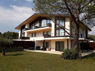 Villas by GRITTI ROLLO | Stefano Gritti e Sofia Rollo, Modern