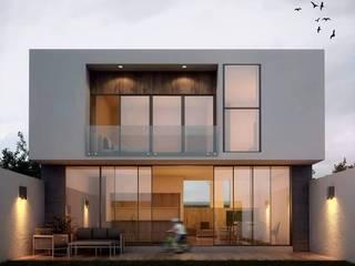 Cumbres Del Lago Casas modernas de Taller Siete Nueve Arquitectura Moderno