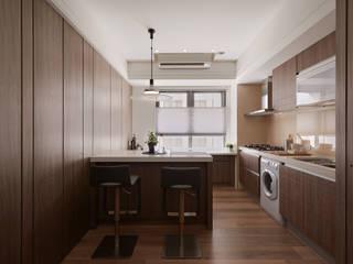 大福空間設計有限公司 Modern Yemek Odası
