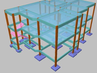 Projeto estrutural:   por Lean Engenharia