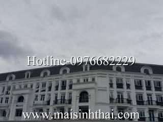 Espacios comerciales de estilo moderno de Công ty TNHH Xây dựng và Thương mại Việt Pháp Moderno