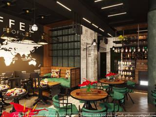 Thiết kế kiến trúc nội thất quán cafe Thiết Kế Nội Thất - ARTBOX ArtworkPictures & paintings