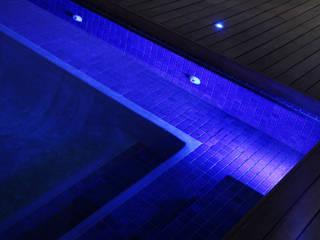 Ebotse:  Garden Pool by Plan Créatif