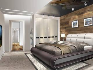 спальня в скандинавском стиле: Маленькие спальни в . Автор – idd