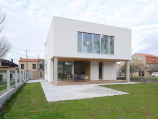 Vivienda en Vilariño LIQE arquitectura Casas unifamilares
