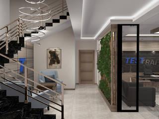Ofis Tasarımı Mimfa İç Mimarlık Modern