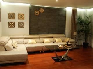Vivienda en Leganés de FrAncisco SilvÁn - Arquitectura de Interior Moderno