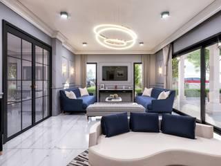 ANTE MİMARLIK Living room