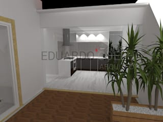 Modern Terrace by Eduardo Coelho | Arquitecto Modern
