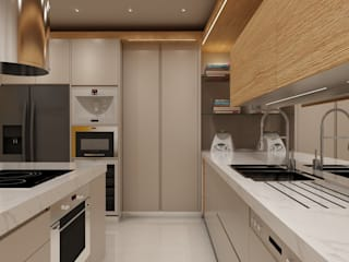 Built-in kitchens by Angelourenzzo - Interior Design, Modern