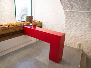 Showroom in Altstadt: modern  von RH-Design Innenausbau, Möbel und Küchenbau Aarau,Modern