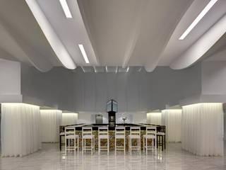 Remodelación Hotel Óleo Hoteles de estilo mediterráneo de ARQUITECTURAZUL Mediterráneo