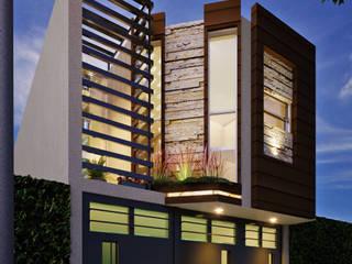 by KORBA Arquitectos Modern