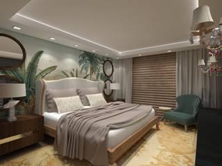 ANNA MAYA ARQUITETURA E ARTE Camera da letto in stile classico
