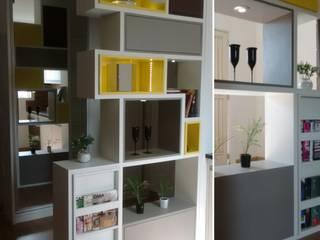 Showroom por Marcenaria Taquaral Moderno