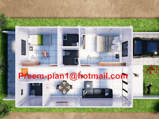 von รับเขียนแบบบ้าน&ออกแบบบ้าน Klassisch