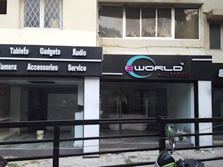 E world - Gadget Store :  Commercial Spaces by Creations