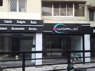 E world - Gadget Store by Creations Modern