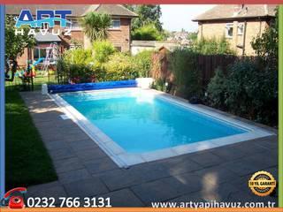 ART HAVUZ SİSTEMLERİ Garden Pool Turquoise