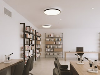 Modern office buildings by Damiano Latini srl Modern
