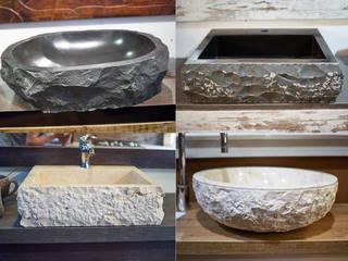 Lavelli in pietra:  in stile  di nuovimondi di Flli Unia snc