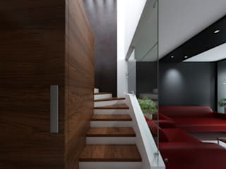 proyecto ITASA de Hernández arquitectos Moderno