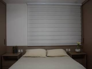 غرف نوم صغيرة تنفيذ arquiteta aclaene de mello