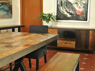 Segusino Muebles Condesa Dining roomTables Solid Wood
